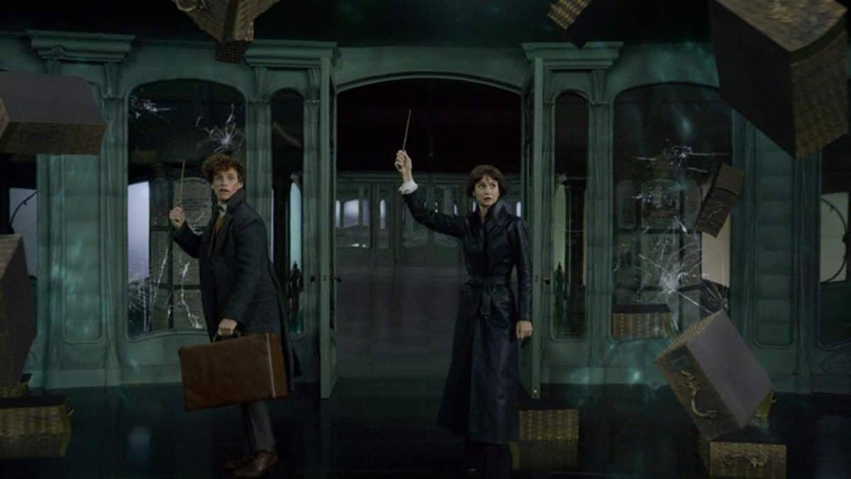 November Short Takes: Featured Fantastic Beasts: CRIMES