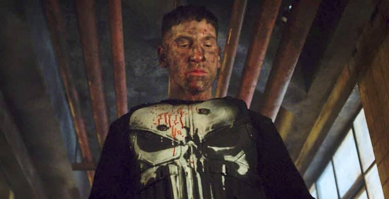 Netflix PUNISHER: Punisher himself