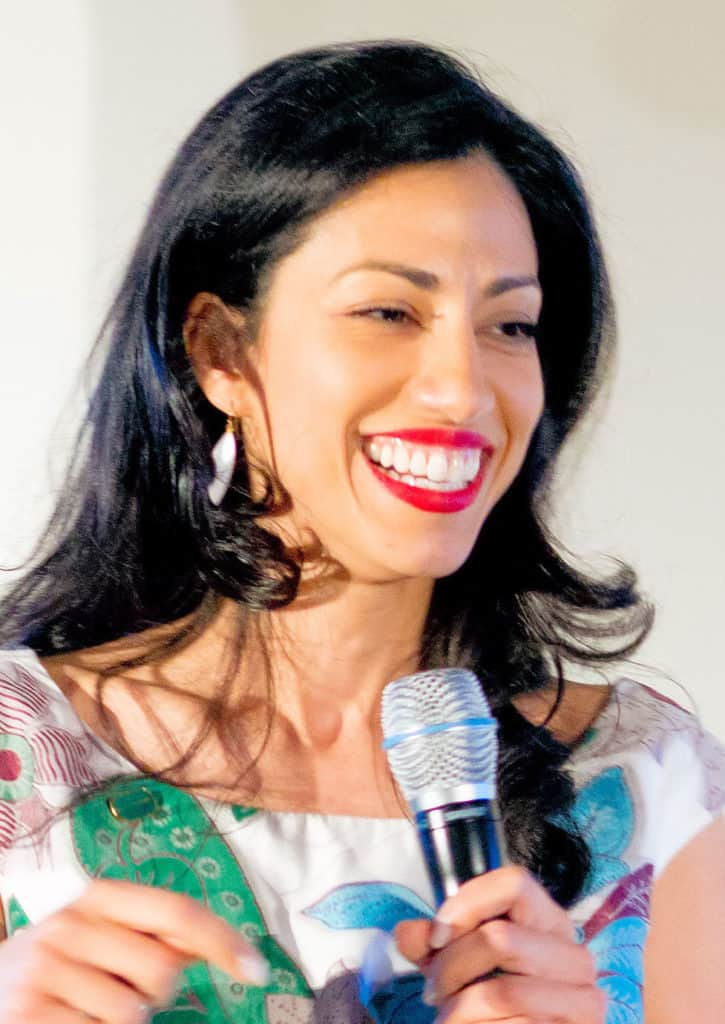 Huma Abedin replacing Bethenny Frankel on Real Housewives of New York City?